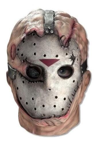 Viernes 13 Jason Voorhees Máscara Superior Deluxe