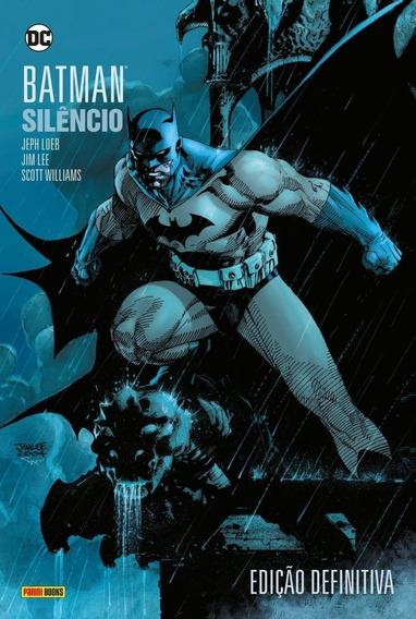 Batman Silêncio - Edição Definitiva - Série Limitada