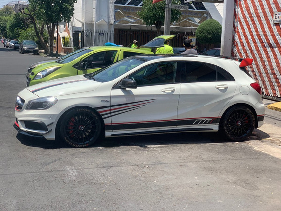 Mercedes-benz Clase A A45 Amg Edition 1 2014 Remato