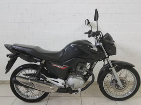 Honda Cg 150 Fan Esdi 2014