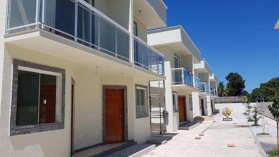 Casa Em Ubatiba, Maricá/rj De 72m² 2 Quartos À Venda Por R$ 169.000,00 - Ca249504
