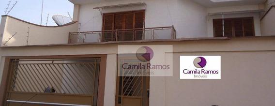 Sobrado Residencial À Venda, Centro, Suzano. - So0091