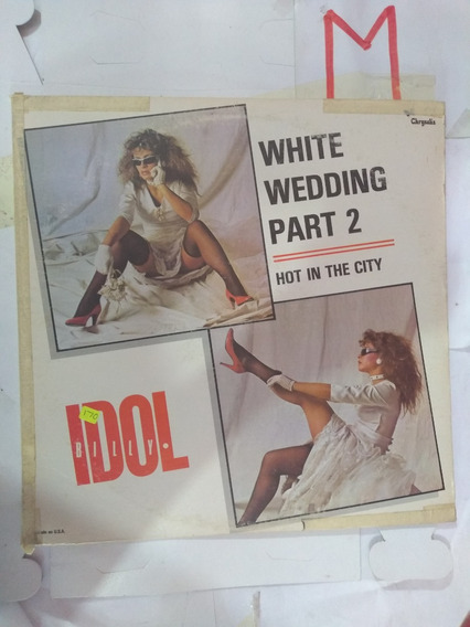 White Wedding Part 2 - Hot In The City