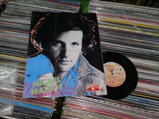 Miguel Mateos Zas Disco Afiche 5 Es Tan Facil Simple / Kktus