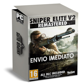Sniper Elite V2 Remastered Pc Mídia Digital Atualizada
