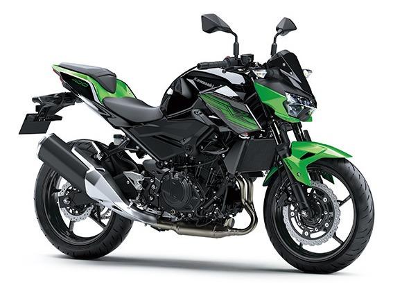 Kawasaki Z400 2020 - A Pronta Entrega - ( M )