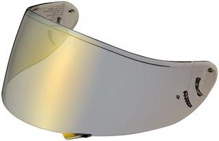 Visor Shoei Cw-1 Spectra Qwest Pin Oro