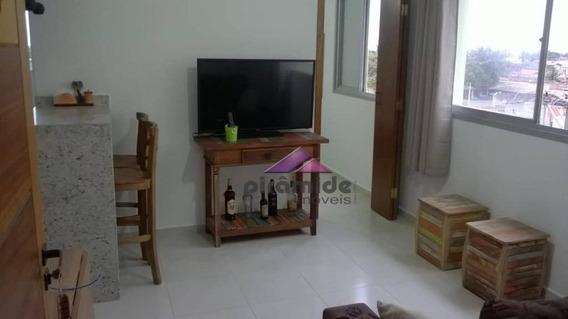 Apartamento Residencial À Venda, Balneário Dos Golfinhos, Caraguatatuba. - Ap8389
