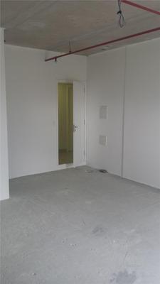 Sala Em Jardim Anália Franco, São Paulo/sp De 34m² À Venda Por R$ 450.000,00para Locação R$ 1.500,00/mes - Sa90399lr