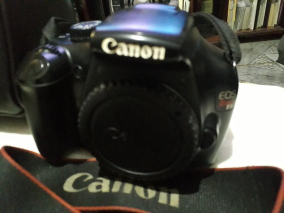 Maquina Profional Canon T3 Ios Usada