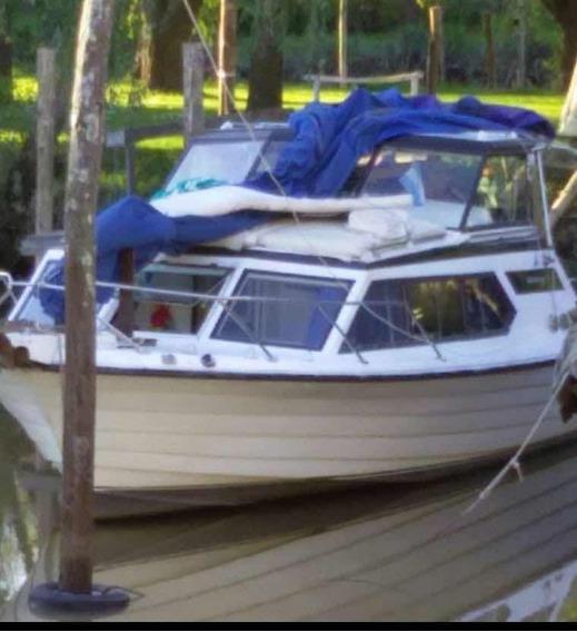 Barco Crucero Paglietini 850