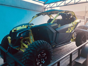 Can Am Maverick X3 Xmr X3
