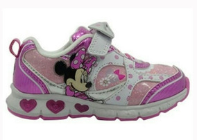 Zapatos Luces Disney Minnie