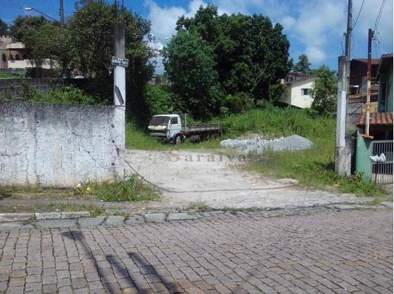 Terreno Residencial À Venda, Rio Grande, São Bernardo Do Campo. - Te0022