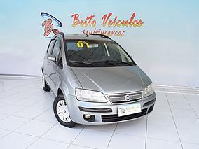 Fiat Idea 1.4 Mpi Elx 8v Flex 4p Manual 2007