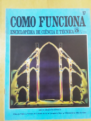 Pl163 Revista Fasc Como Funciona Nº17 Veículo De Colchão Ar