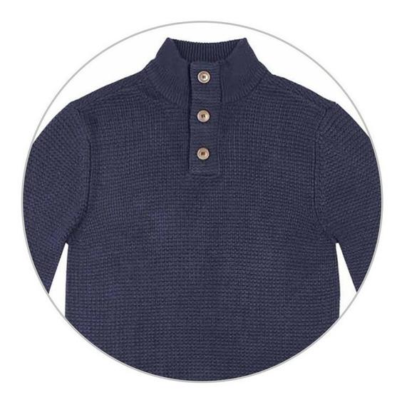 Blusão Suéter Masculino Hering Em Tricô + Nf Ctsports