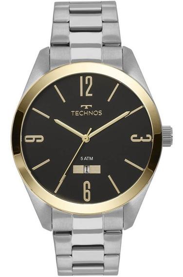 Relógio Technos Masculino 2115mnv/1p Original