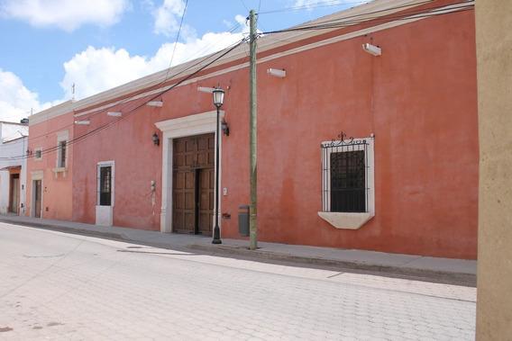 Casona En Renta Con Uso Comercial En El Centro De Cadereyta , Querétaro