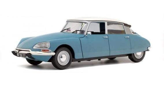 Citroen D Speciale 1972 1:18 Solido Azul