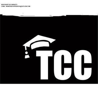 Tcc Pronto E Monografia Na Área De Direito E Serviço Social