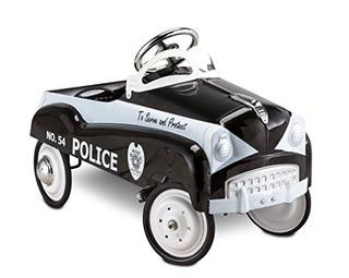 Triciclo Instep Police Pedal Car