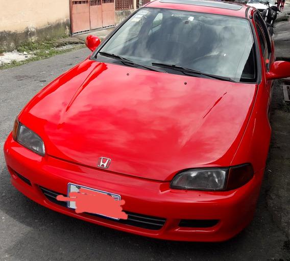Honda Civic Ex Motor 1600 Vtec
