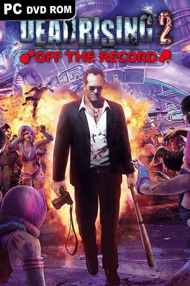 Dead Rising 2: Off The Record Pc - Steam Key (envio Rapido)