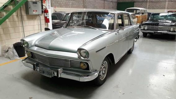 Willys Itamaraty Ano 66 Inteiro Original