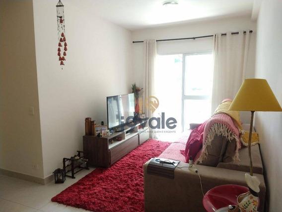 Apartamento Com 2 Dormitórios Para Alugar, 72 M² Por R$ 1.800,00/mês - Vila Adyana - São José Dos Campos/sp - Ap2534