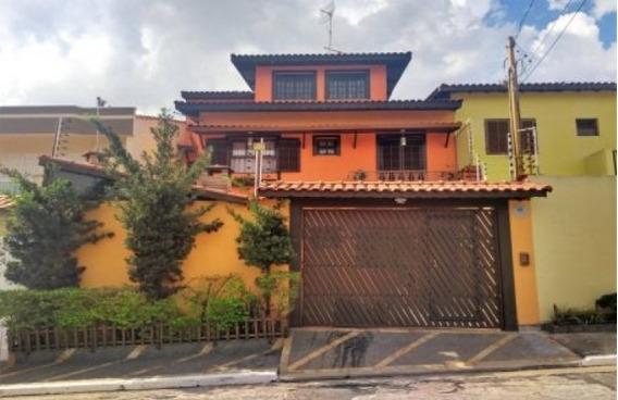 Sobrado Acabamento Fino-ac.financ.bancário-vl.buenos Aires-sp - 215