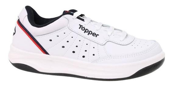 Zapatillas Topper X Forcer Hombre Talle 41 Al 45