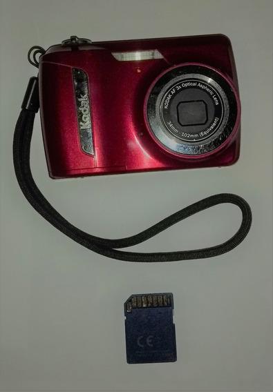 Câmera Kodak Easyshare C142 10mp 2gb