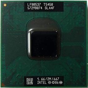 Processador Intel 1.66 / 2m / 667 Core 2 Duo T5450