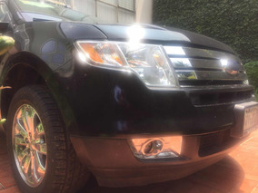 Ford Edge 3.5 Limited V6 Piel Dvd At 2008