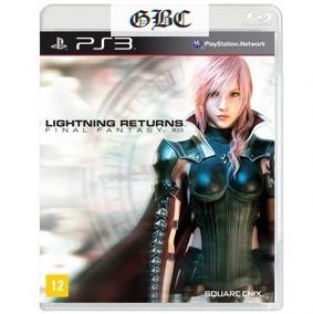 Lightning Returns Final Fantasy /13 / Ff13 - Ps3 Psn - * Gbc