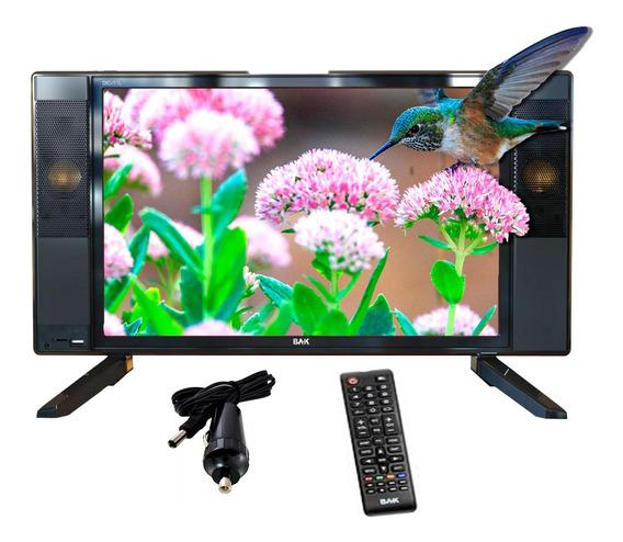 Tv 19 Digital Hd! 12v Digital Carro Moto Home Caminhão