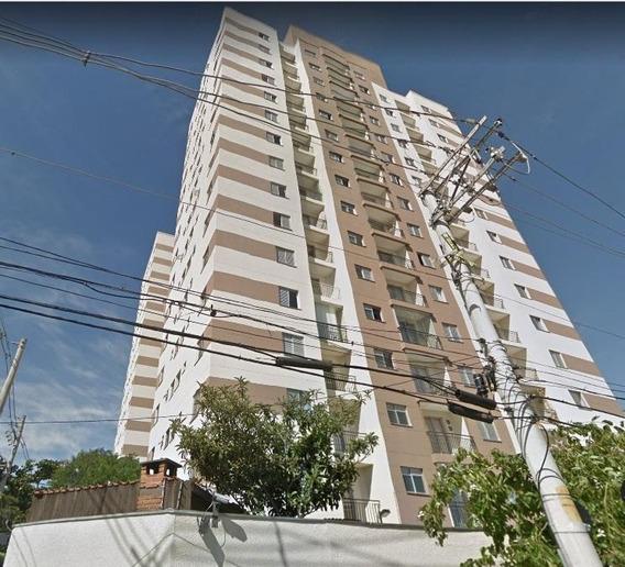 Apartamento À Venda, 2 Quartos, 1 Vaga, Quinta Da Paineira - São Paulo/sp - 349