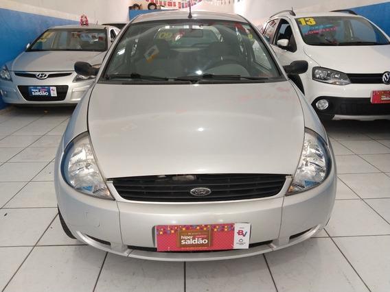 Ford Ka 1.0 2003 Ar Condicionado Baixo Km