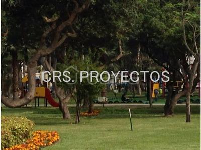 Vendo Terreno Rdm Frente A Parque Urb Huertos De San Antonio