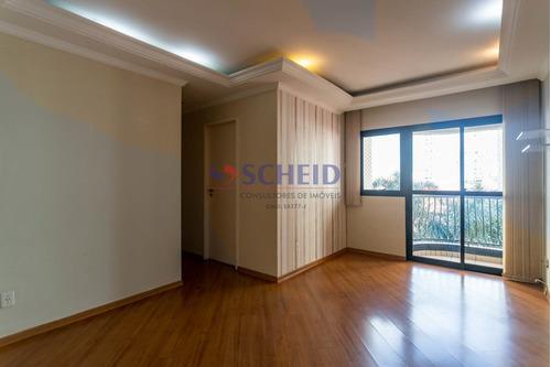 Lindo Apartamento No Jardim Marajoara!próximo Ao Colégio Santa Maria!!!!! - Mr75051