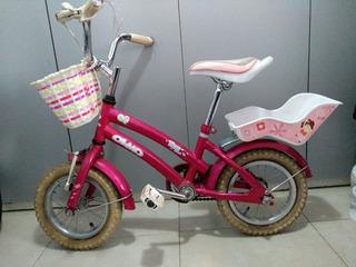 Bicicleta Infantil Olmo Tiny Rodado 12