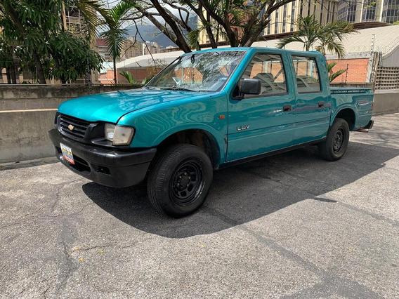 Chevrolet Luv 1.998 Doble Cabina