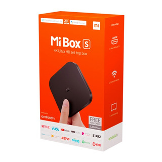 Xiaomi Mi Box S Android Tv Versión Internacional 2018