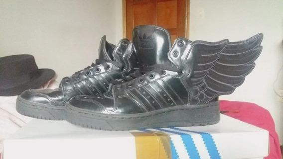 Tênis adidas Jeremy Scott Wings 2.0 Preto