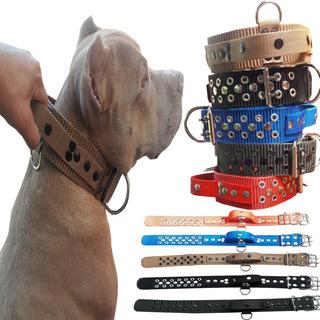 Collar Con Agarre Razas Fuertes Pitbull, Dogo, Rot, Boxer