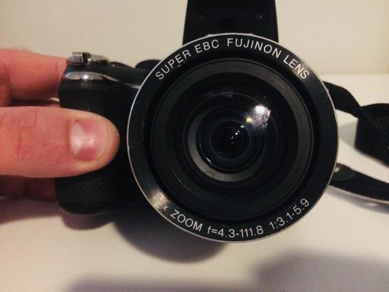 Câmera Fujifilm Modelo S3300 De 14 Mega Pixels