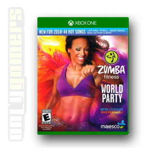 Xbox One Zumba Fitness World Party - Only Gamers -