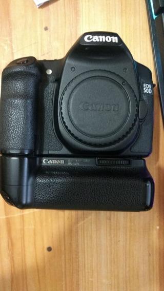 Canon 50d+ Grip