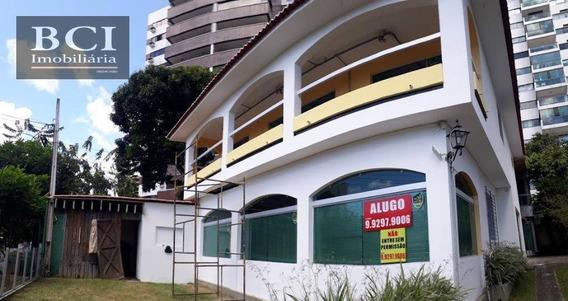 Casa Com 5 Dormitórios Para Alugar, 315 M² Por R$ 0/mês - Casa Forte - Recife/pe - Ca0537